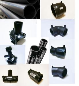 Tubos y accesorios de PEAD (Polietileno de Alta Densidad)